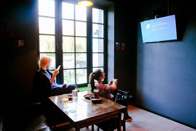 В Калининском районе открылся BeerWoodBar . Изображение № 3.