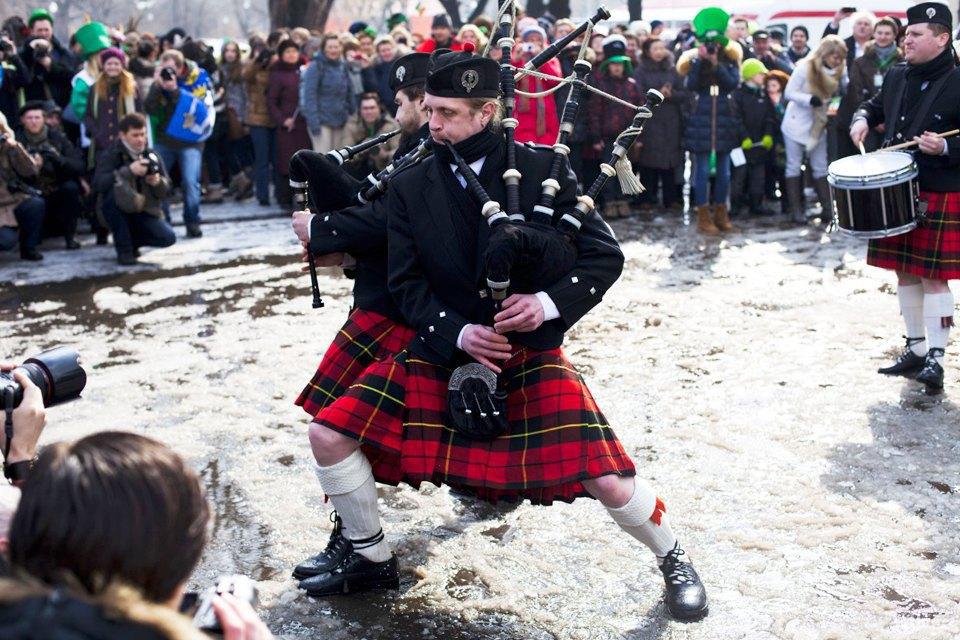 Люди в городе: Участники парада вчесть Днясвятого Патрика. Изображение № 15.