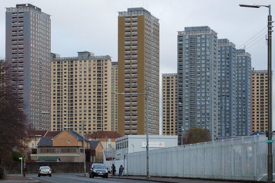 Жилой массив: Каквыглядит массовая застройка вПариже, Гонконге идругих городах. Изображение № 15.