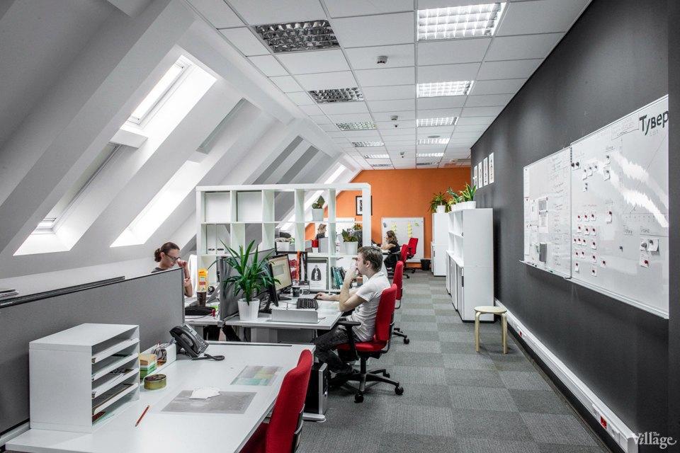 Интерьер недели (Москва): Офис компании B2B-Center. Изображение № 10.