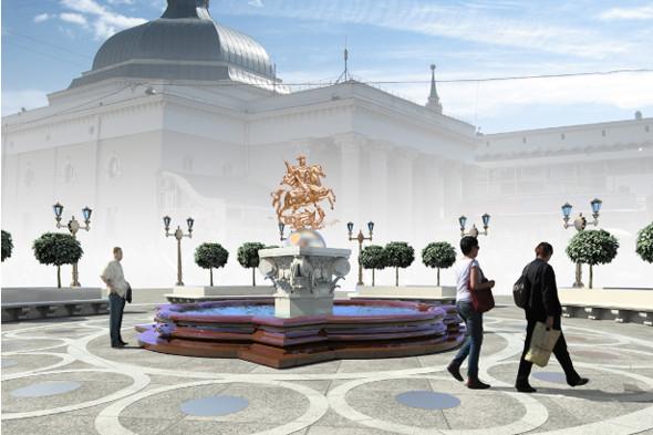 Прямая речь: Начальник российских вокзалов о реконструкции Комсомольской площади. Изображение № 25.