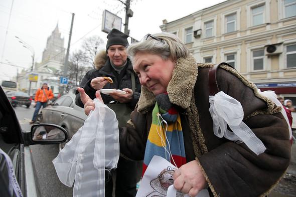 Близкое окружение: Участники акции «Белый круг» о проблемах Москвы. Изображение № 37.