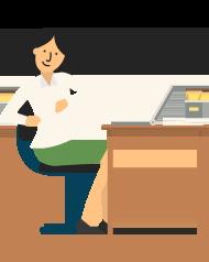 Как работа в офисе отражается на здоровье и что делать, чтобы себя защитить. Изображение № 6.