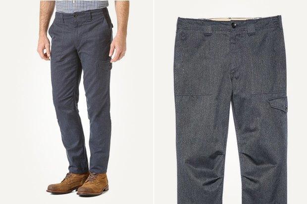 Где купить мужские брюки: 9вариантов от1800 до22500рублей. Изображение № 6.