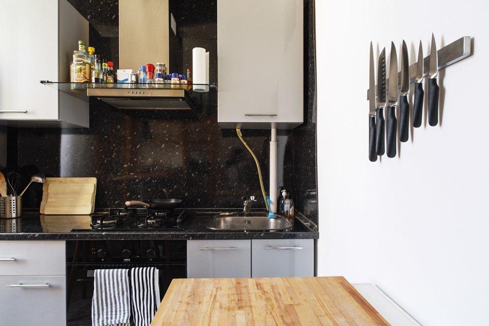 Двухкомнатная квартира топ-менеджера IKEA на«Маяковской». Изображение № 32.