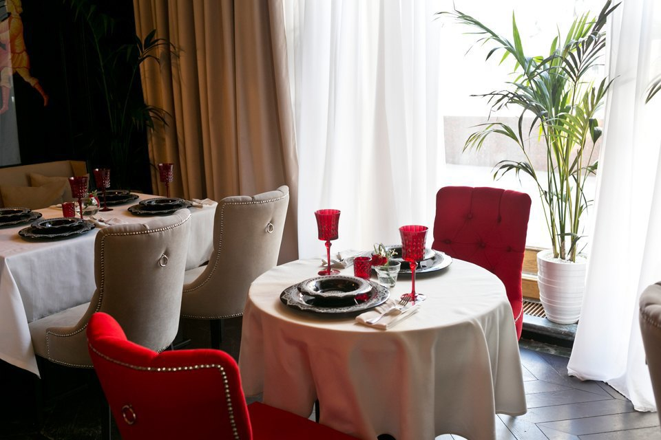 Ресторан «Dr.Живаго». Изображение № 13.