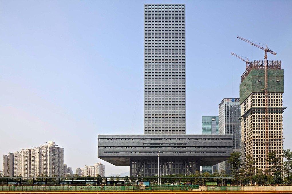 Hopes Tech: 15 самых эффектных небоскрёбов мира. Изображение № 17.