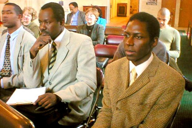 Лига наций: Африканцы в Петербурге. Изображение № 25.