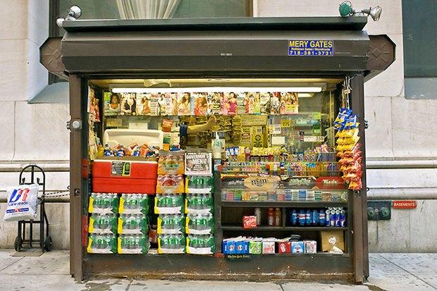 Иностранный опыт: 7 уличных киосков иларьков. Изображение № 4.