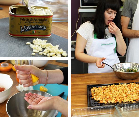 Время есть: репортаж с кулинарного мастер–класса в Meet&Greet. Изображение № 6.