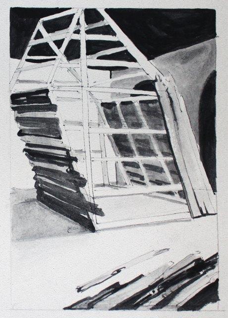 Монтаж IVМосковской международной биеннале молодого искусства. Изображение № 16.