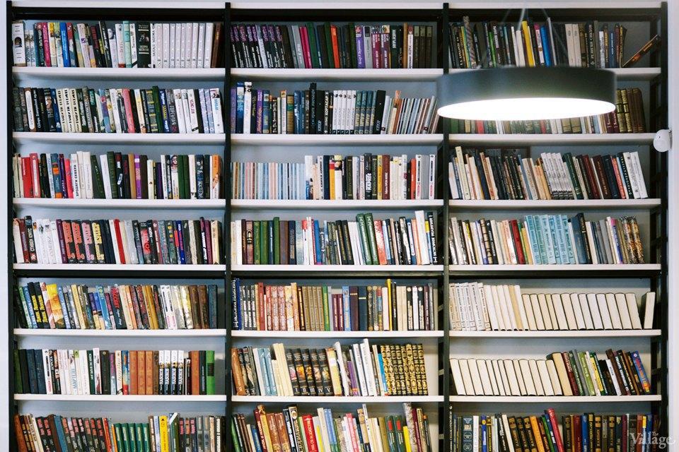 Фото дня: Как выглядит современная библиотека. Изображение № 20.