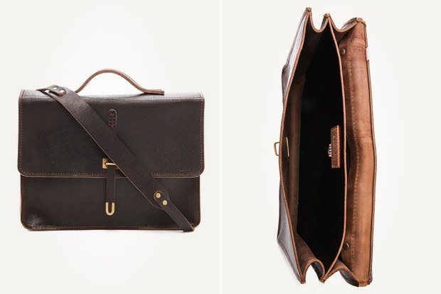 Где купить мужскую сумку: 9вариантов отодной до56тысяч рублей. Изображение № 9.