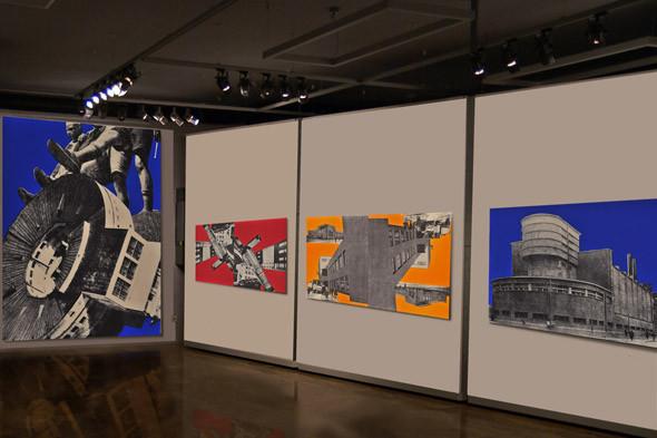 Выставка о ленинградском конструктивизме открывается в Новом музее. Изображение № 3.