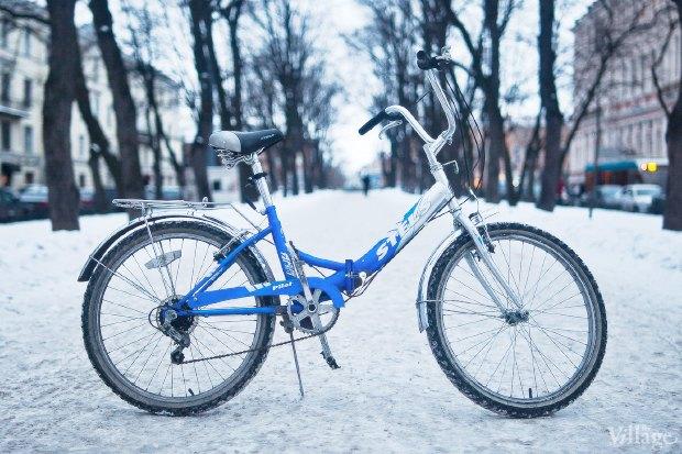 Личный опыт: Как ездить навелосипеде зимой?. Изображение № 5.