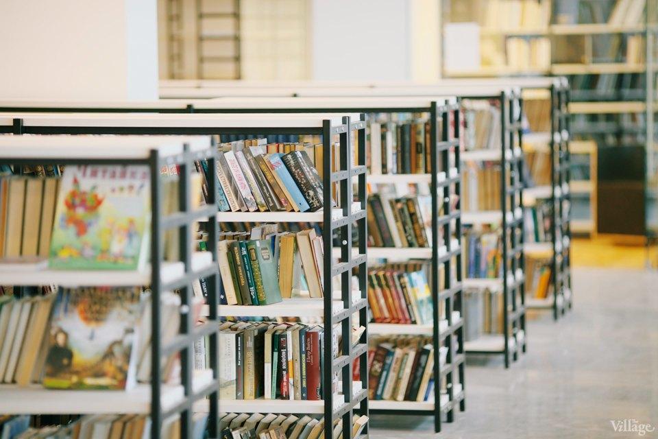 Фото дня: Как выглядит современная библиотека. Изображение № 6.