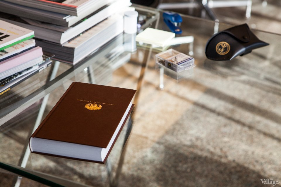 Офис недели (Москва): Retrofuturizm и WonderWalls. Изображение № 16.