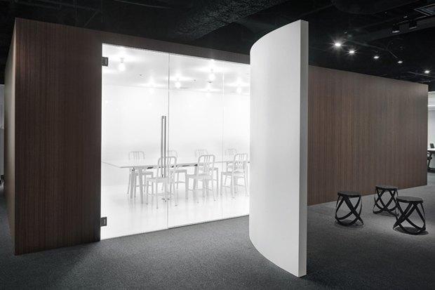 Новые подходы корганизации офисного пространства. Изображение № 9.