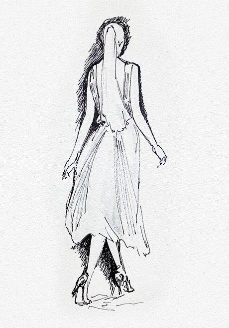Клуб рисовальщиков: Показ мод. Изображение № 5.