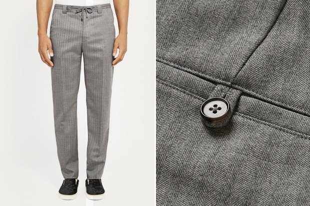 Где купить мужские брюки: 9вариантов от1800 до22500рублей. Изображение № 10.