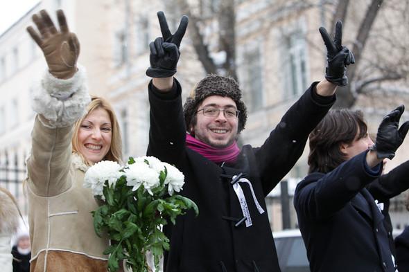 Близкое окружение: Участники акции «Белый круг» о проблемах Москвы. Изображение № 47.