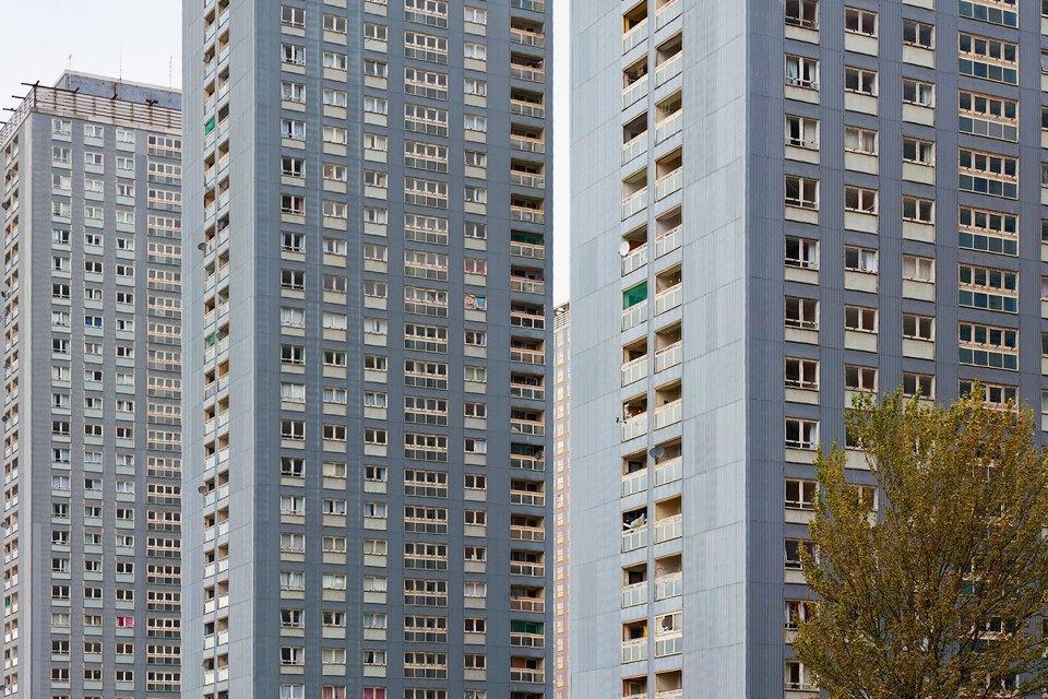 Жилой массив: Каквыглядит массовая застройка вПариже, Гонконге идругих городах. Изображение № 16.