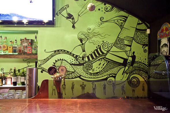 Новое место (Петербург): 360 Riders Bar. Изображение № 13.