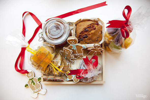 Сладкий Санта: Имбирные человечки и другие новогодние десерты навынос. Изображение № 5.