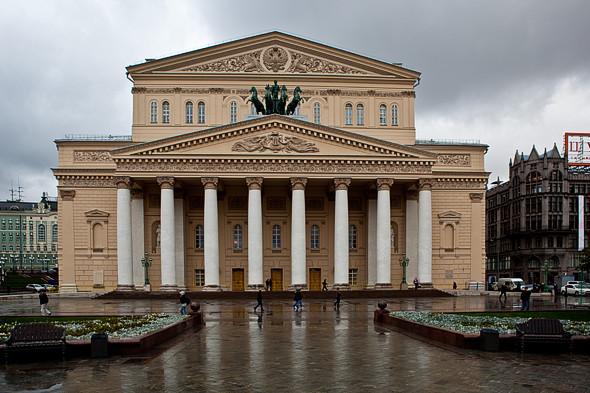 Программа-максимум: Реконструкция Большого театра. Изображение № 1.