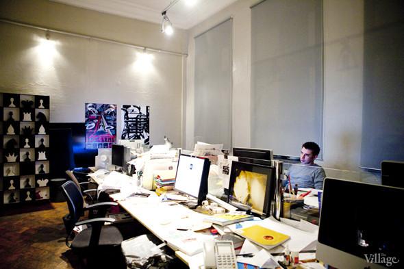 Офис недели (Москва): Ostengruppe и Zoloto. Изображение № 22.