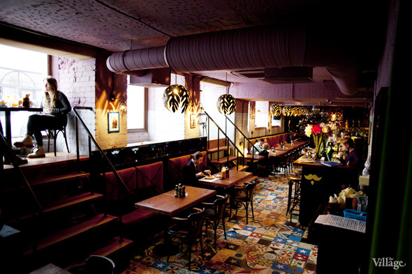 Новое место: Barry Bar. Изображение № 4.