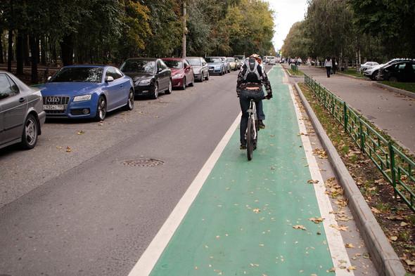 Итоги недели: Велодорожки в Москве. Изображение № 3.