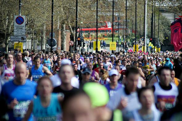 Иностранный опыт: 5 городских марафонов. Изображение № 12.