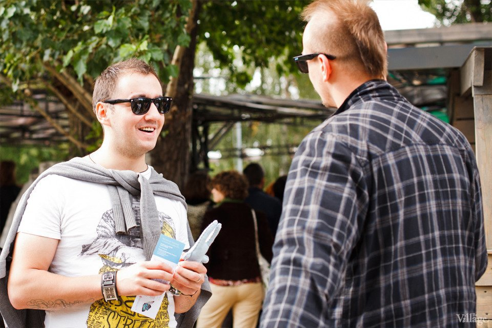 Люди в городе: Москвичи на фестивале Bookmarket. Изображение № 32.