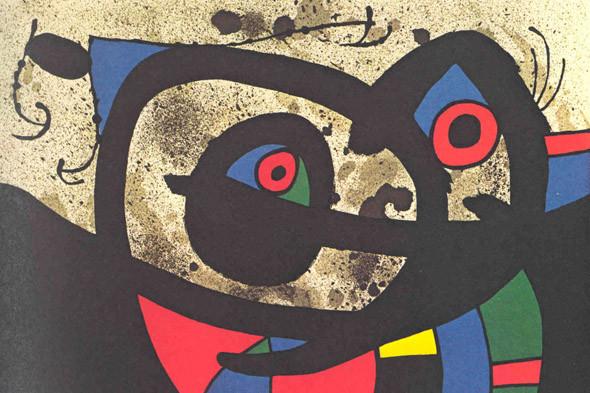 Иллюстрации Пикассо, Дали и Миро в Пушкинском музее. Изображение № 2.