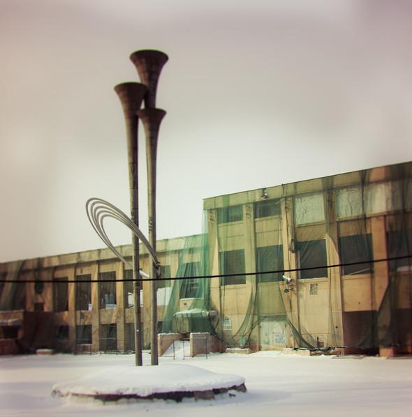 В зоне риска: Стадион «Динамо». Изображение № 9.