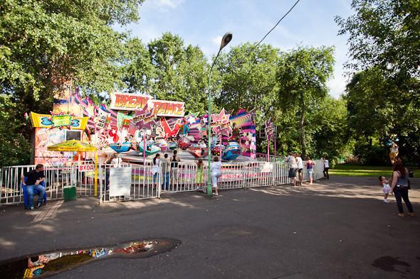 Парк им. Горького, 2010 год. Фото: Валерий Белобеев. Изображение № 5.