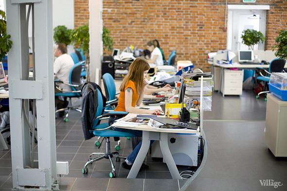 Офис недели: Progression. Изображение № 15.