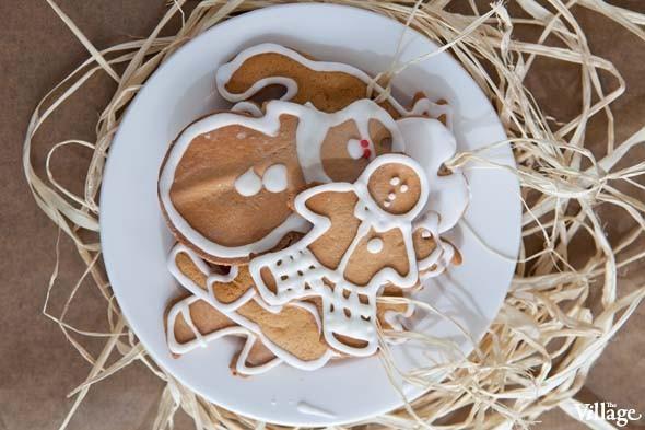 Сладкий Санта: Имбирные человечки и другие новогодние десерты навынос. Изображение № 14.