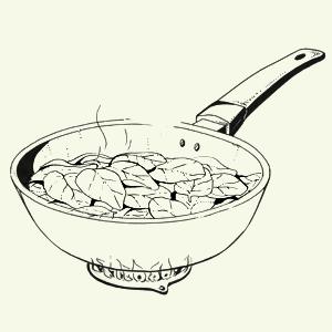 Завтраки дома:  Яйца по-турецки ияйца бенедикт изSaxon+Parole. Изображение № 11.