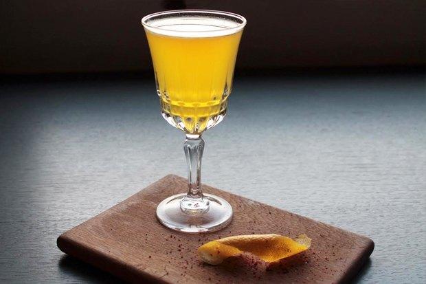 Сообразить из троих: Рецепты коктейлей из трёх ингредиентов. Изображение № 5.