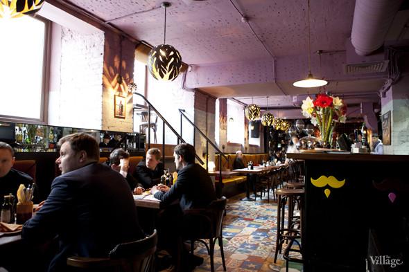 Новое место: Barry Bar. Изображение № 3.