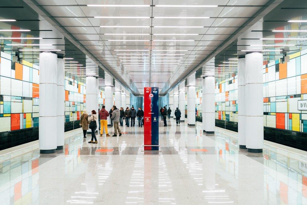 Как устроена новая станция метро «Румянцево». Изображение № 14.