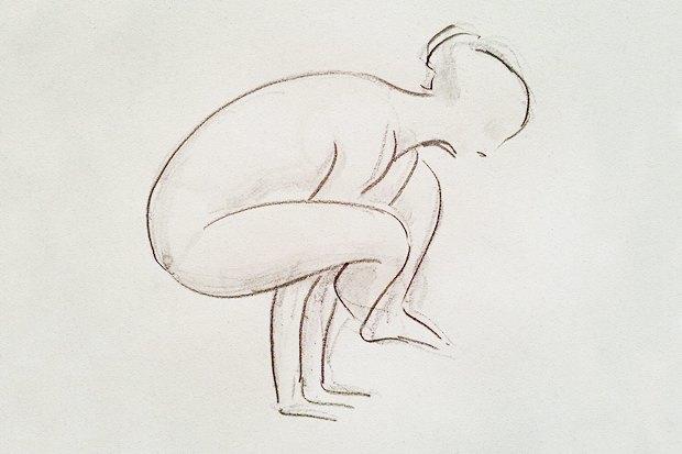 Клуб рисовальщиков: Йога. Изображение № 3.