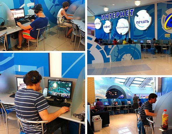Поиск сети: почему в Москве выживают интернет-кафе?. Изображение № 8.