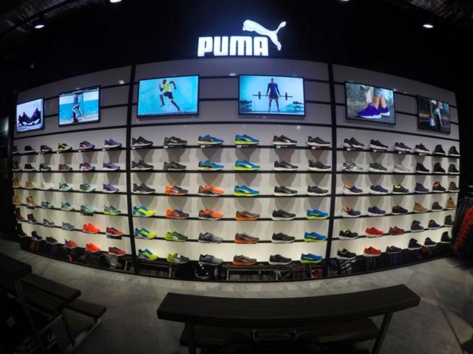 PUMA открыла магазин в новой концепции Forever Faster . Изображение № 3.