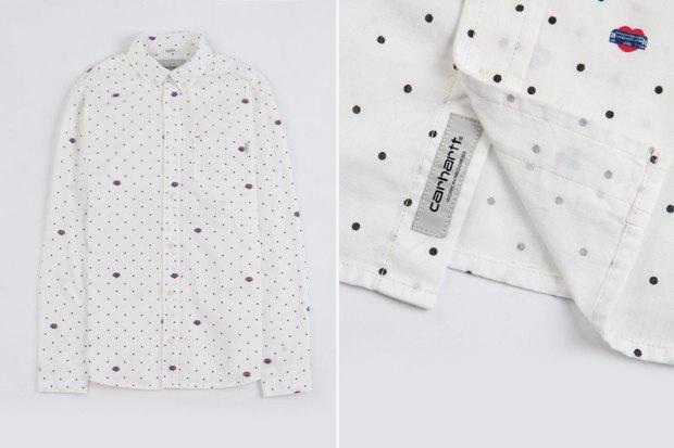 8 женских рубашек сузором. Изображение № 4.