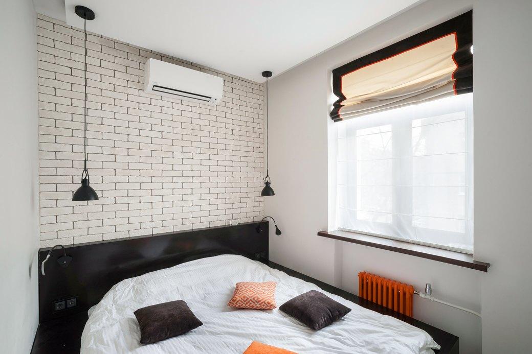 Минималистичная квартира для заядлого путешественника. Изображение № 9.