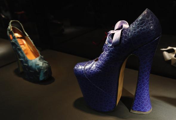Изображение 2. В «Цветном» пройдет выставка Vivienne Westwood.. Изображение № 8.