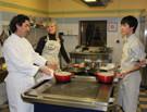 Время есть: Репортаж с мастер-класса в кулинарном ателье Comme Un Chef ресторана Carre Blanc. Изображение № 2.